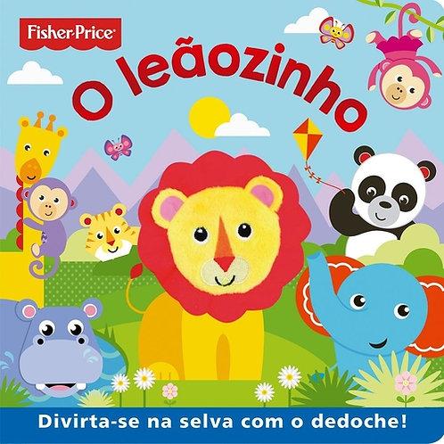 Livro Dedoche - O Leãozinho (Fisher-Price)