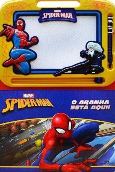 Lousa Mágica - Homem Aranha