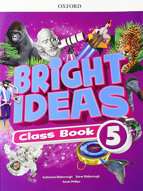 Bright Ideas 5 - Class Book