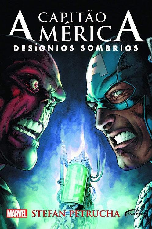 Marvel - Capitão América - Desígnios Sombrios