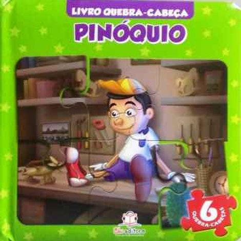 Quebra Cabeça - Pinóquio