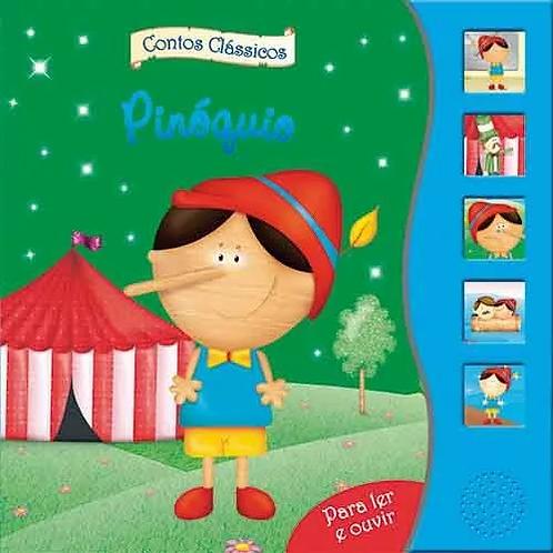 Livro Sonoro - Pinóquio