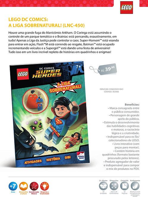 Lego Superman: A Liga Sobrenatural