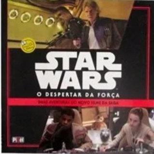 Stars Wars - Despertar da Força (Capa Dura)