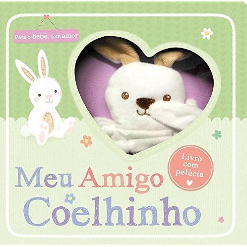 Meu Amigo Coelhinho - Livro com Pelúcia