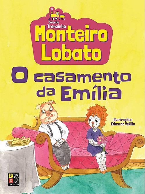 O Casamento da Emília - Monteiro Lobato