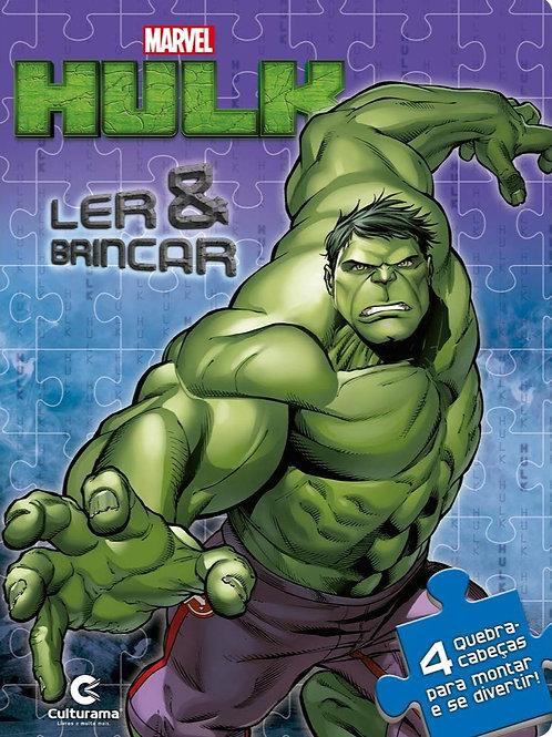 Quebra Cabeça - Hulk