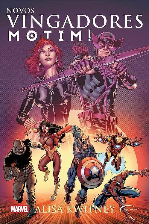 Marvel - Novos Vingadores - Motim
