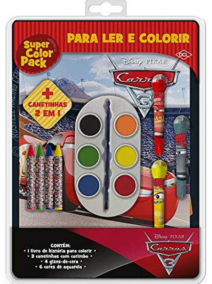 Super Color Pack Disney - Carros
