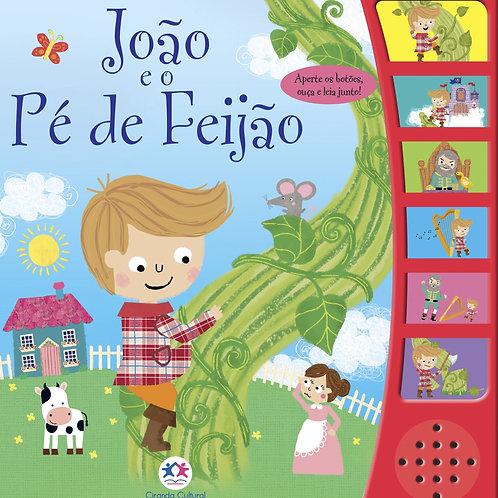 Livro Sonoro - João e o Pé de Feijão