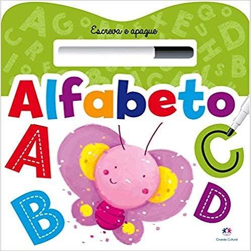 Escreva e Apague - Alfabeto