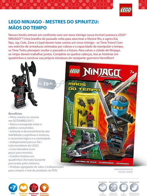 Lego Ninjago: Mãos do Tempo