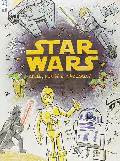 Star Wars - Crie, Pinte e Rabisque