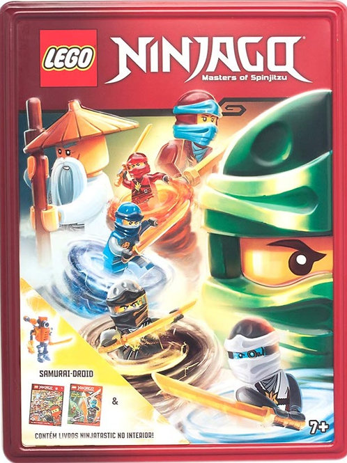 Lego Ninjago - Lata
