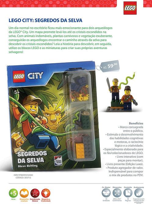 Lego City: Segredos Da Selva (Capa Dura)