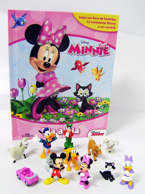 Box Miniaturas - Minnie