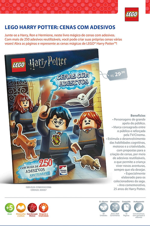 Lego Harry Potter: Adesivos