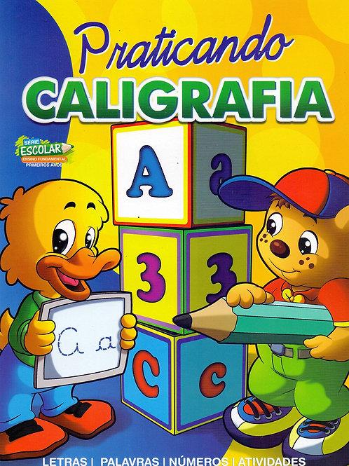 Praticando Caligrafia