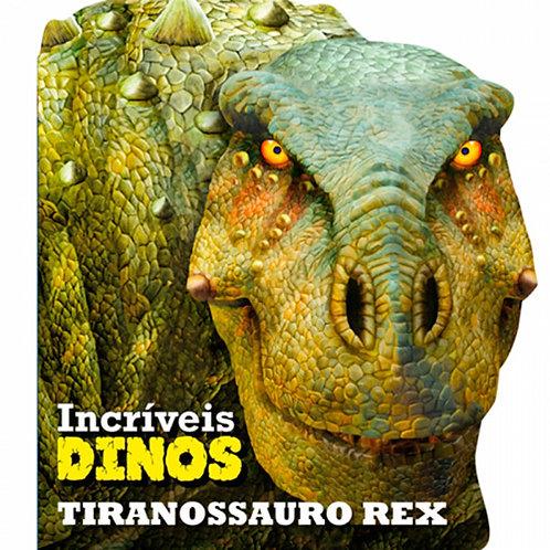 Livro Cartonado - Tiranossauro Rex