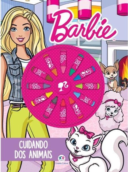 Ciranda das Cores -Barbie Cuidando dos Animais