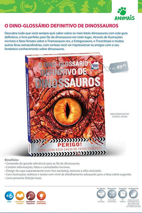 Dino Glossário - Guia Definitivo de Dinossauros