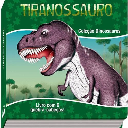 Quebra Cabeça - Tiranossauro