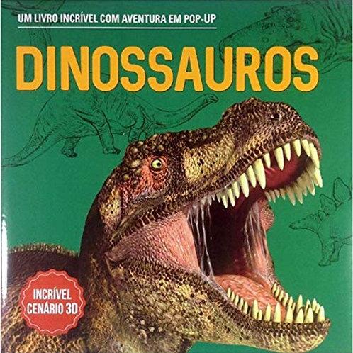 Livro Cenário - Dinossauros