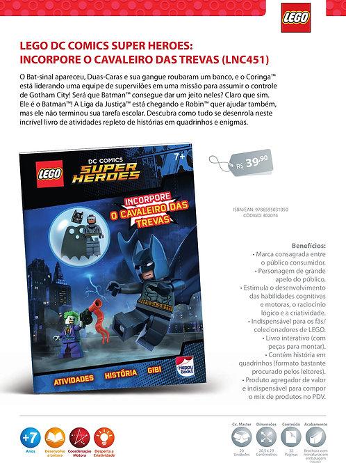Lego Batman: Incorpore o Cavaleiro das Trevas