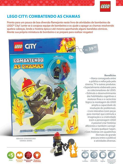 Lego City: Combatendo as Chamas