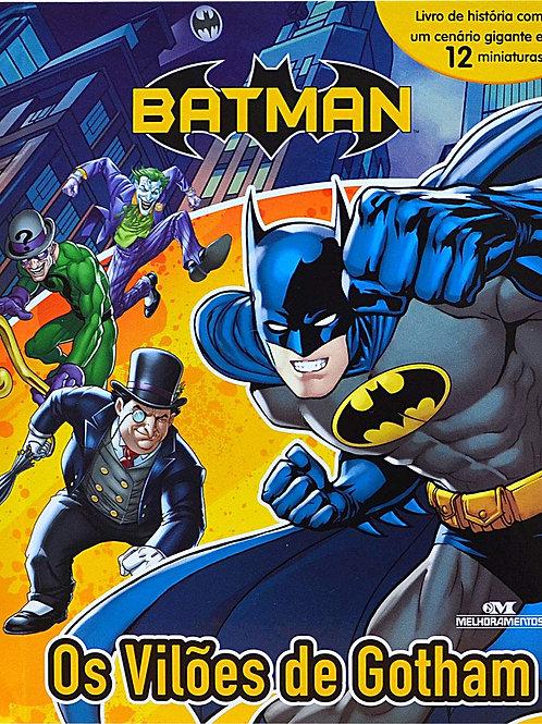 Box Miniaturas - Batman