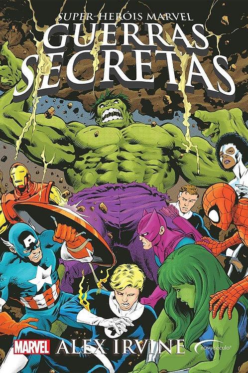 Marvel - Guerras Secretas