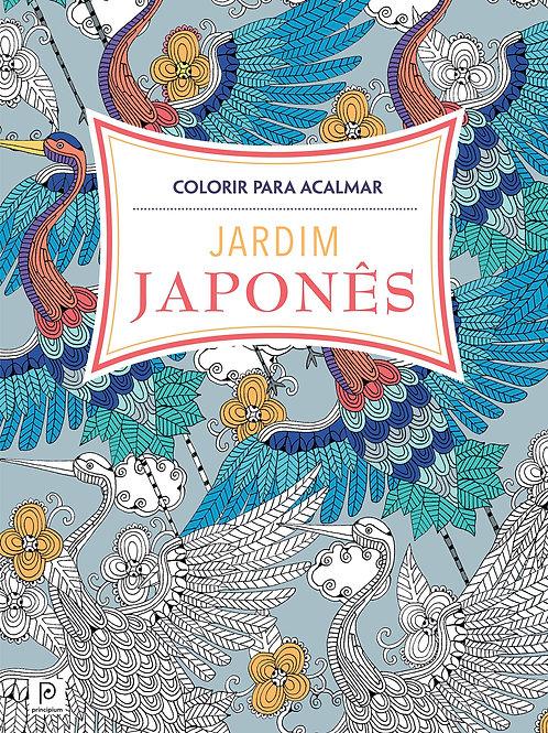 Colorir para Acalmar - Jardim Japonês