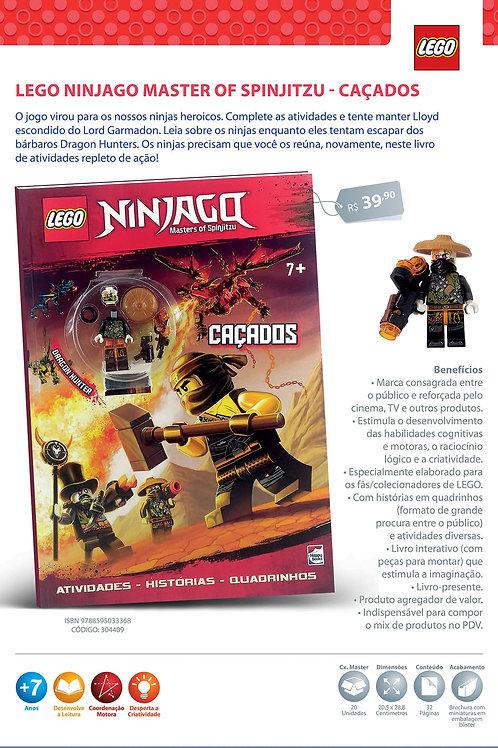 Lego Ninjago: Caçados