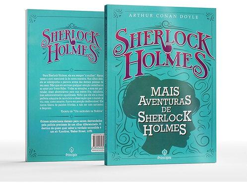 Sherlock Holmes - Mais Aventuras de Sherlock Holmes