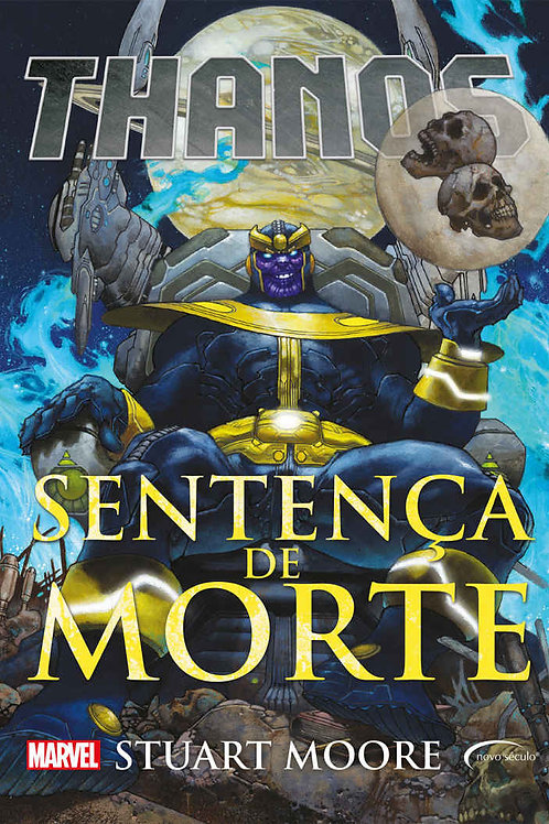 Marvel - Thanos - Sentença de Morte
