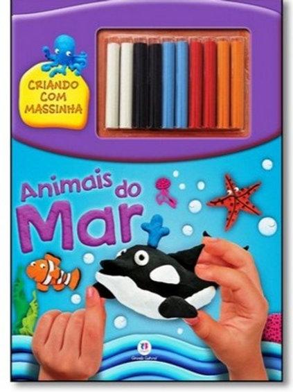 Criando com Massinha - Animais do Mar