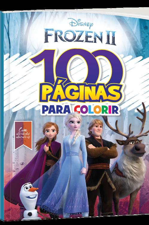 100 Páginas Para Colorir - Frozen 2