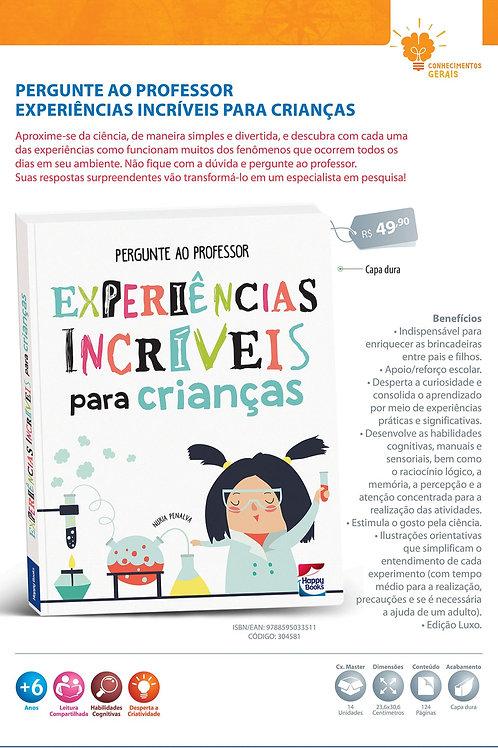 Experiências Incríveis Para Crianças