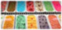Ice cream (helado/nieve). Flavors: mango, strawberry (fresa), chocolate, pistachio, pecan (nuez).