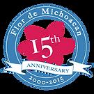 Flor de Michoacan brand celebrates 15 years.
