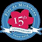 Flor de Michoacan anniversary (15 years).