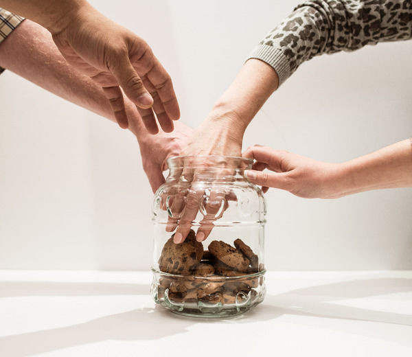 Too many hands in the cookie jar