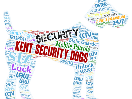 How can Kent Security Dogs LTD help you?