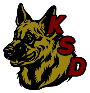 Kent Security Dogs LTD logo