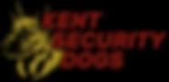 kent security dogs ltd logo