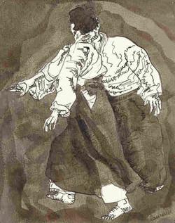 Aikido Sketch 42