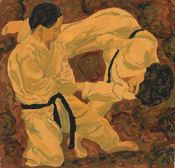 Aikido Sketch 22