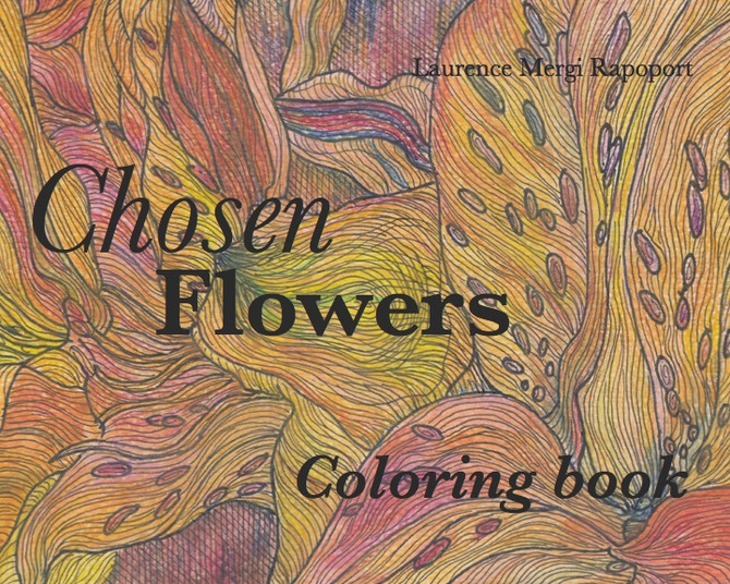 My new coloring book is on Amazon!