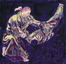 Aikido Sketch 27