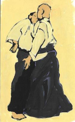 Aikido Sketch 18